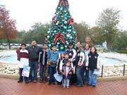 Sea World and San Antonio Program 2009