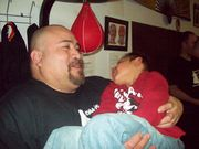 David Tam Diaz and Baby Naeem