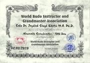 Honarable Grandmaster