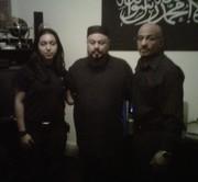 Senseis Cano, Abdullah and Aviles