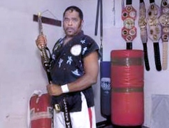 Grandmaster Soke Clarence E. West 10th Dan R.I.P