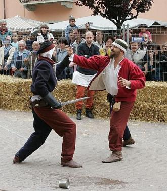Italian Historical  Knife Fighting