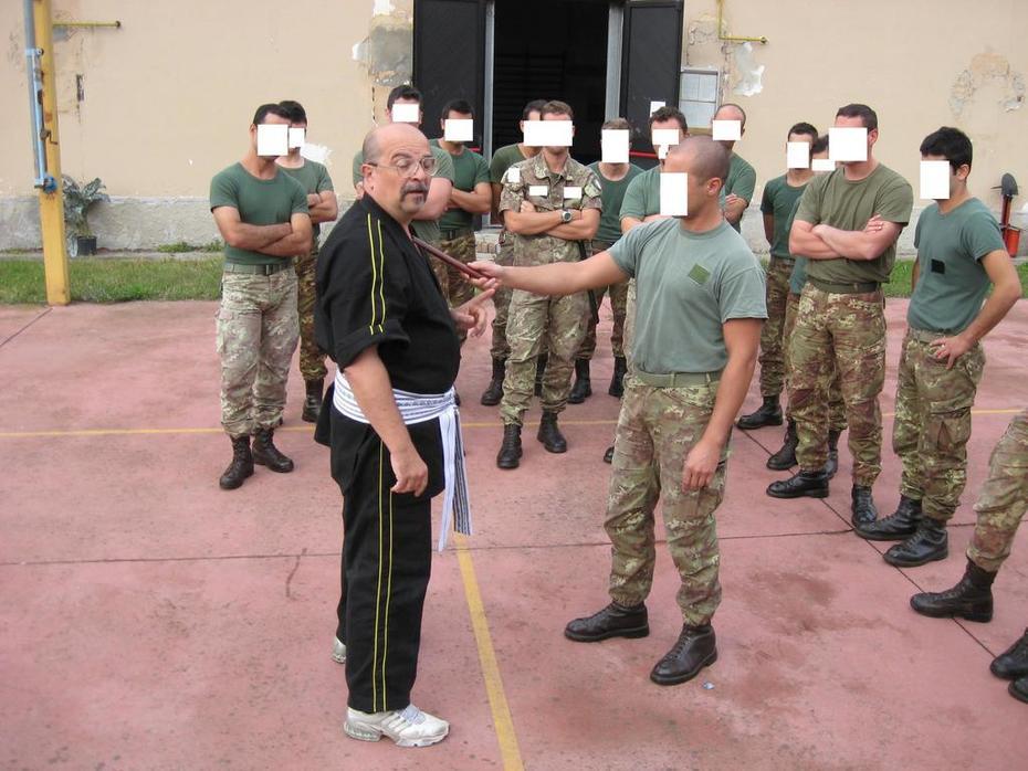 Italian Military Close Combat
