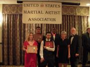 UNITED STATES MARTIAL ARTIST ASSOCIATION 2010 HALL of FAME