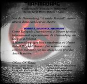robert HANMADANG