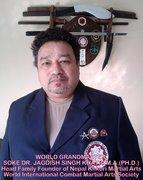 'Advisor'-Hon Chairman NEPAL