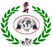 JUJITSU FEDRATION WORLD - Logo