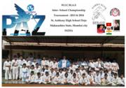Inter School Championship - 2013 & 2014 - INDIA