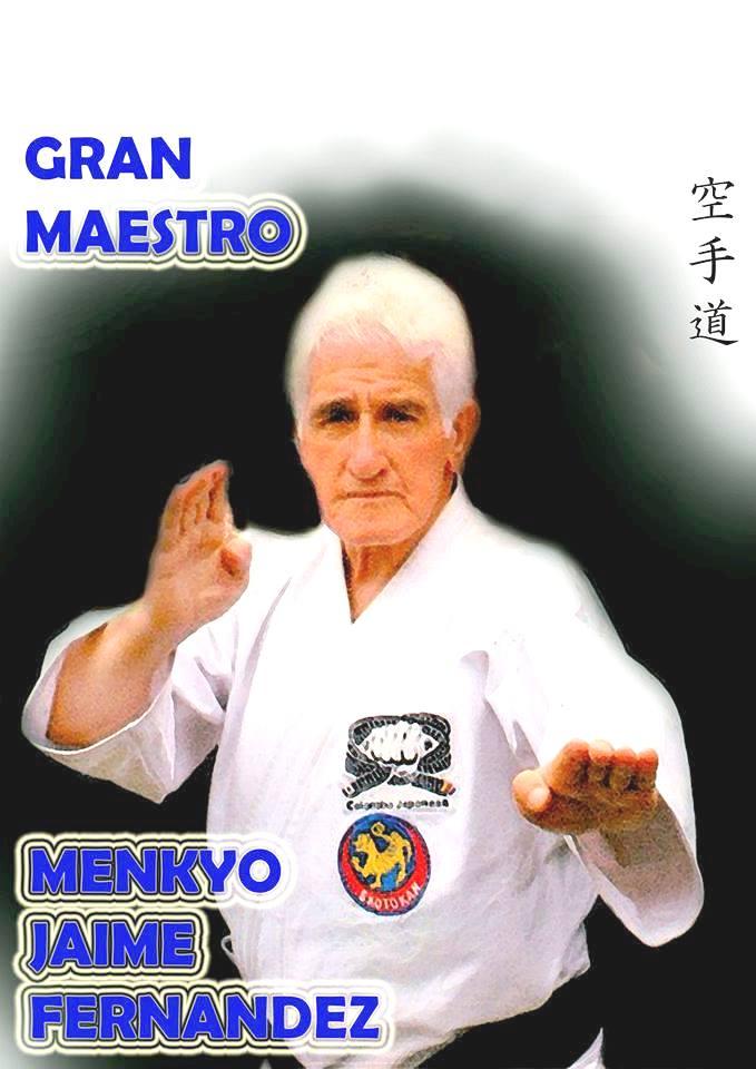 Grand Master Mienkyo Dr.Jaime Fernandez