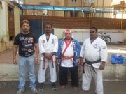 Asian Martial Arts Training Camp - 2014 (INDIA)