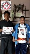 Master Ali Shaikh - Dragon KickBoxing & Muay Thai Federation