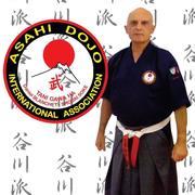 Menkyo Hanshi Dr.Daniel Blanchet