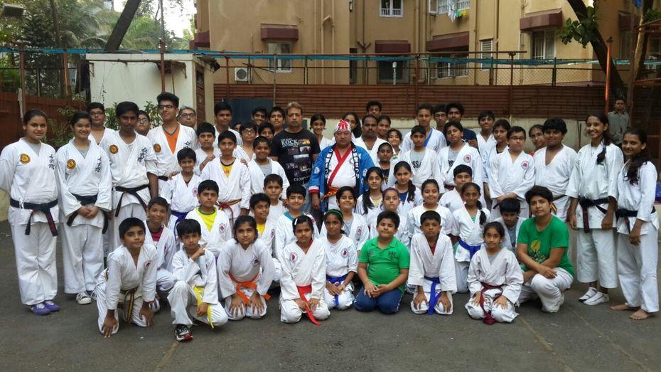 Asian Martial Arts - Groups