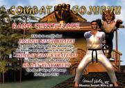 9th Dan Combat Goju Karate Do