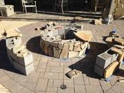 Custom Stone Fire Pits