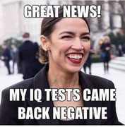 Ocasio IQ Tests