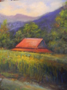 "General Mast Annex at Valle Crucis by Vernona ""Mona"" Hearne"