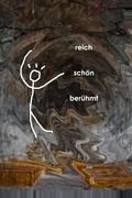 reich - schön - berühmt