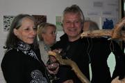 Tony und Beatrix Vernissage Prima Klima