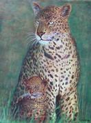 Tiere vom Aussterben bedroht
