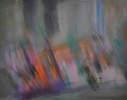 Skizze Spiegelung II_40x50cm_2013
