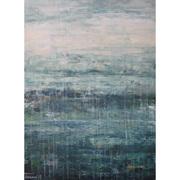 Wasser III (Fantasie ist Wirk-lichkeit), 120x90