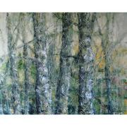 Wald IV (Kraft), 80x100