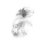 another_cube # 09 Skye und Urs // Illustration // App