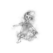 another_cube # 05 Skye und Urs // Illustration // App