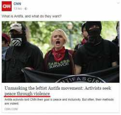 THIS is how CNN actually thinks!