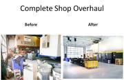 Complete Shop Overhaul