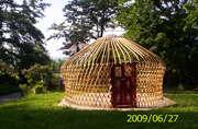 Visegrádi jurta kemping