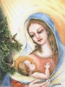 Mária és Jézus