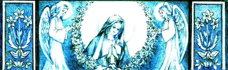 Szentek és Mária