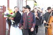 Polgári esküvő (Marcsi és Hunor)