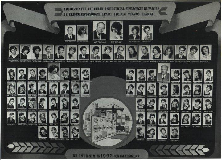 Osztálytalálkozó 2012.