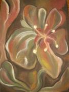 Virágom (pasztell)