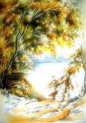 Tiszaparti ősz