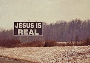 JESUS IS REAL!