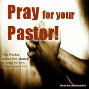 Pastors Need Prayer ...right now