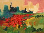 Poppy Field, Umbria 72 dpi