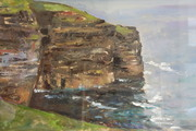 Landscape paintings .Ireland