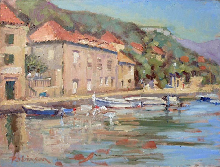 Fishing Village Harbour