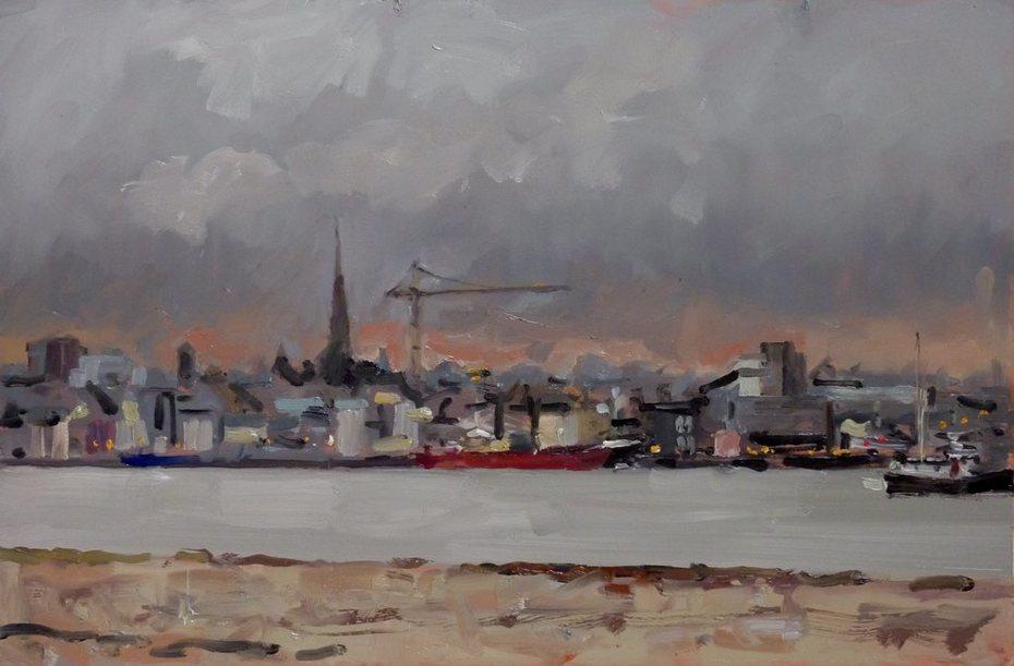 November Afternoon, Ferrybank 20.11.11