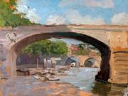 Under the Bridge, The Tiber River
