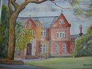Wells House Watercolour