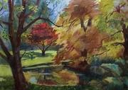 Autumn in the Botanic Gardens