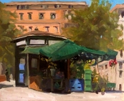 The Flower Stand, Piazza Vittorio