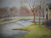 Scenic view at Thomastown 11/3/2012.w/colour