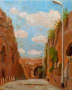 Acqueduct Alley, Via Mandrione